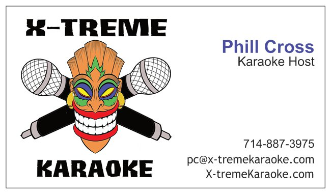 contact x-treme karaoke