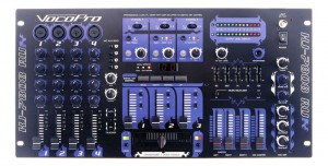VocoPro KJ7808RV Mixer