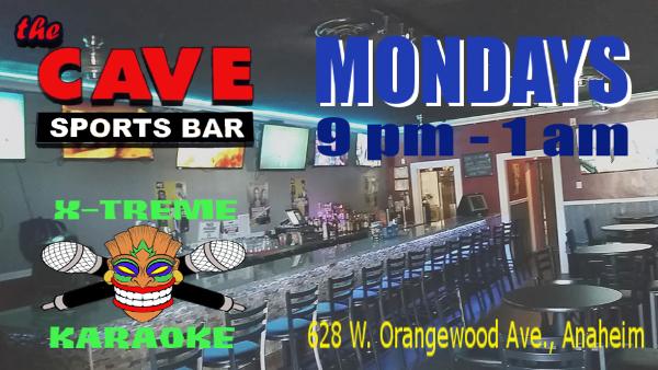 The Cave Monday Karaoke