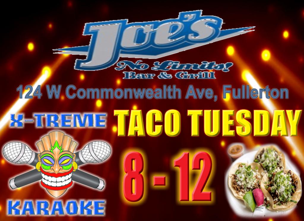 xtreme Karaoke at Joes